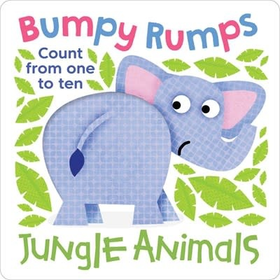 Bumpy Rumps: Jungle Animals (A giggly, tactile experience!)