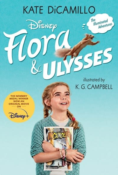Candlewick Entertainment Flora & Ulysses: Tie-in Edition