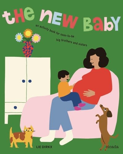 Cicada Books The New Baby Revised Edition