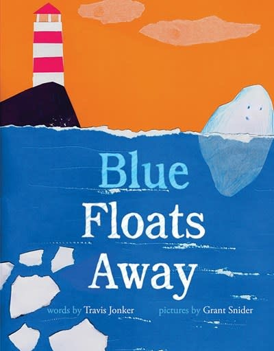Abrams Books for Young Readers Blue Floats Away