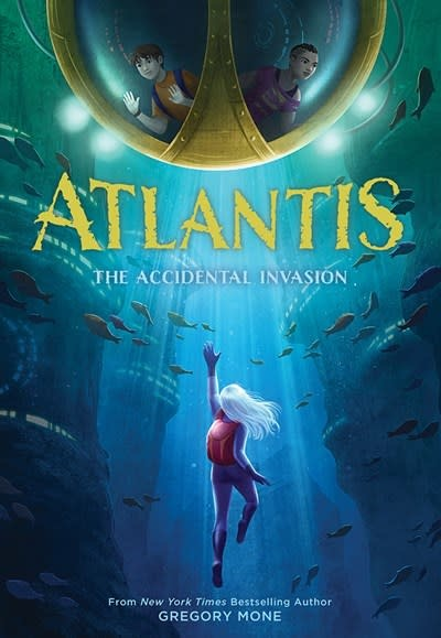 Amulet Books Atlantis: The Accidental Invasion