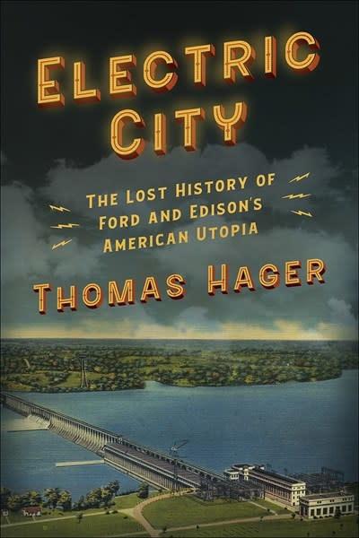 Abrams Press Electric City
