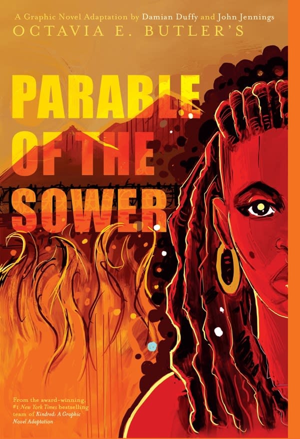 Abrams ComicArts Parable of the Sower: A Graphic Novel Adaptation