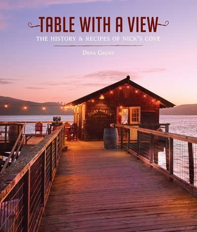 Cameron Books Table with a View