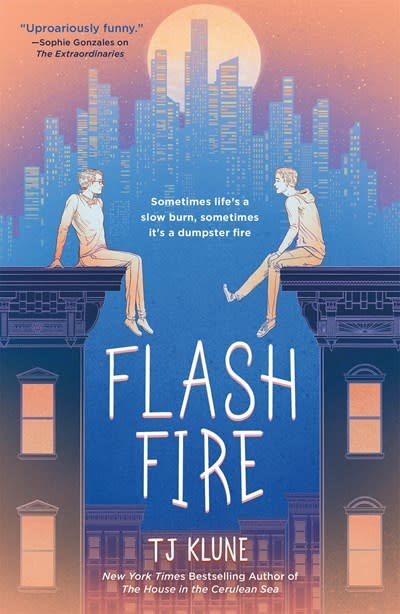 Tor Teen Flash Fire