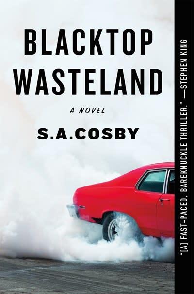 Flatiron Books Blacktop Wasteland