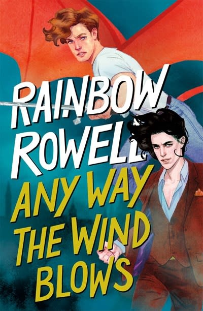 Wednesday Books Any Way the Wind Blows