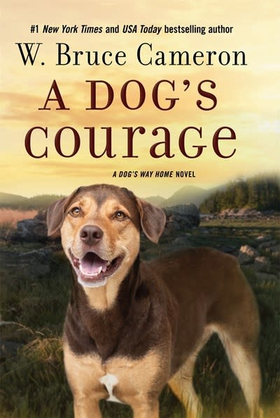 Forge Books A Dog's Way Home #2 A Dog's Courage