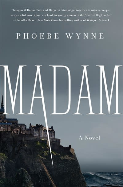 St. Martin's Press Madam: A novel