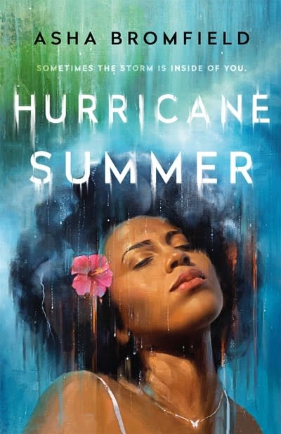Wednesday Books Hurricane Summer