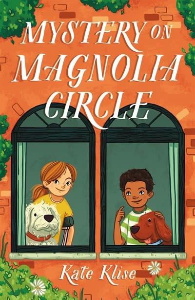 Feiwel & Friends Mystery on Magnolia Circle