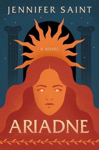 Flatiron Books Ariadne: A novel