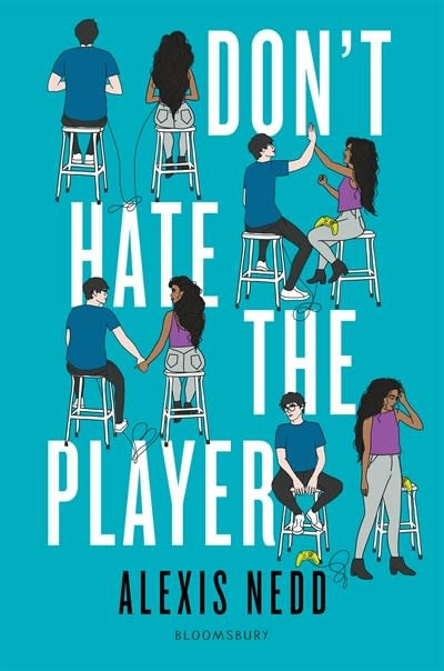 Bloomsbury YA Don't Hate the Player