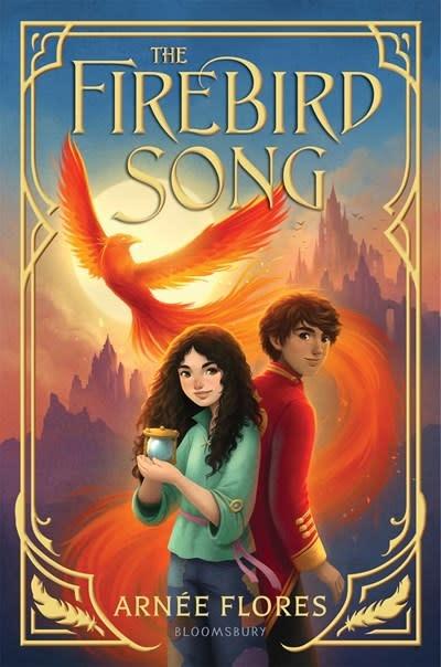 Bloomsbury Children's Books The Firebird Song