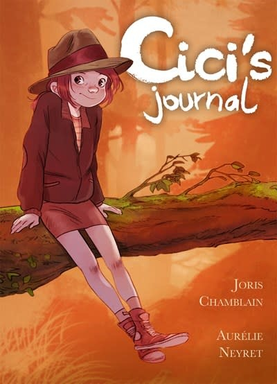 First Second Cici's Journal