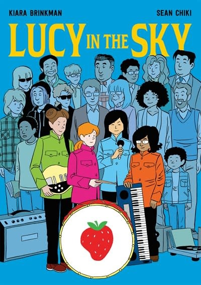 First Second Lucy in the Sky