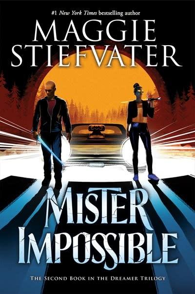Scholastic Press Mister Impossible (Dreamer Trilogy #2)