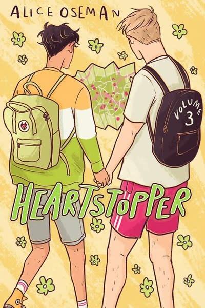 Graphix Heartstopper: Volume 3