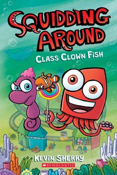 Graphix Squidding Around 02 Class Clown Fish
