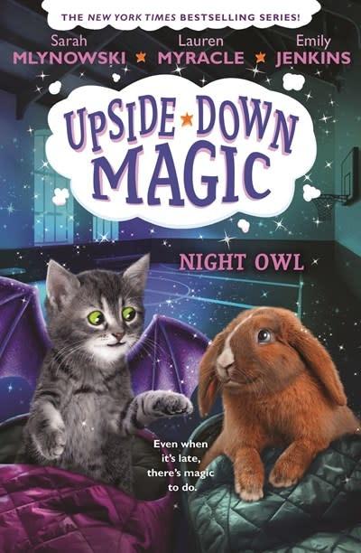 Scholastic Press Night Owl (Upside-Down Magic #8)