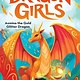 Scholastic Paperbacks Azmina the Gold Glitter Dragon (Dragon Girls #1)