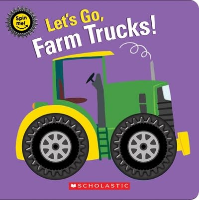 Cartwheel Books Let's Go, Farm Trucks!