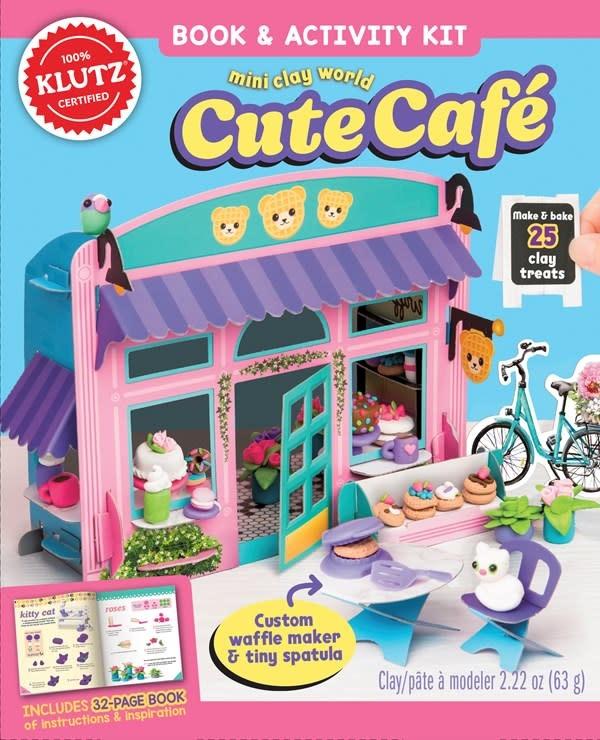 Klutz Mini Clay World Cute Cafe