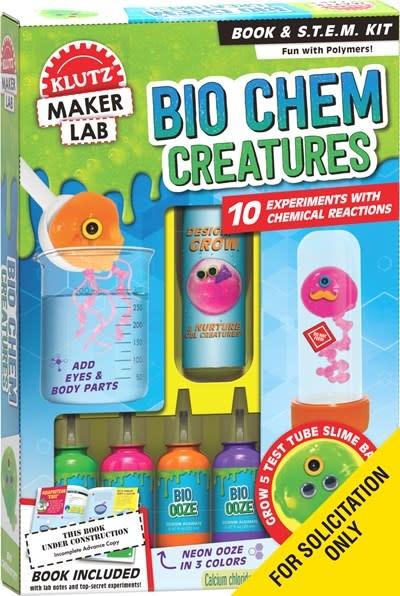 Klutz Bio Chem Creatures