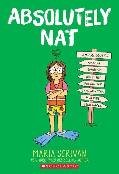 Graphix Absolutely Nat (Nat Enough #3)