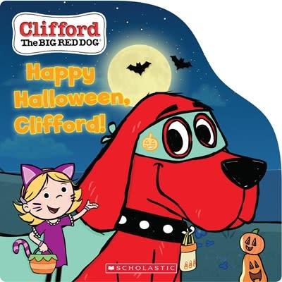 Scholastic Inc. Happy Halloween, Clifford!