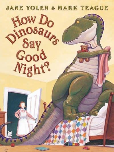 Scholastic Paperbacks How Do Dinosaurs Say Good Night?