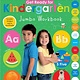 Cartwheel Books Get Ready for Kindergarten Jumbo Workbook: Scholastic Early Learners (Jumbo Workbook)