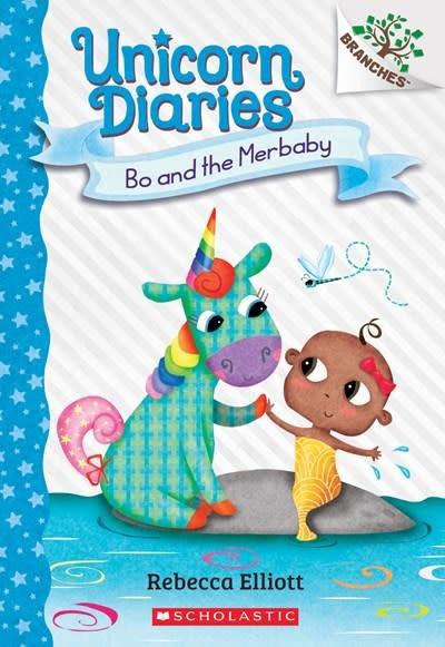 Scholastic Inc. Unicorn Diaries 05 Bo and the Merbaby