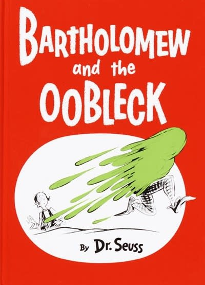 Random House Books for Young Readers Bartholomew and the Oobleck