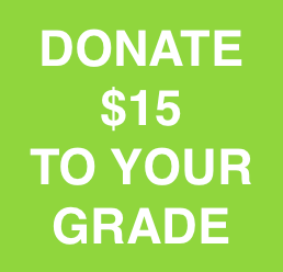 Linden Tree Books $15 Donation to Woodside: 8th Grade