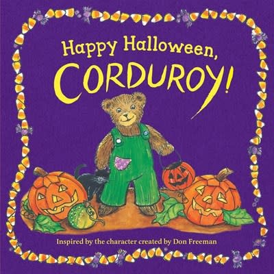 Viking Books for Young Readers Happy Halloween, Corduroy!