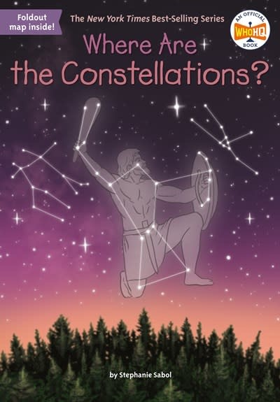 Penguin Workshop Where Are the Constellations?