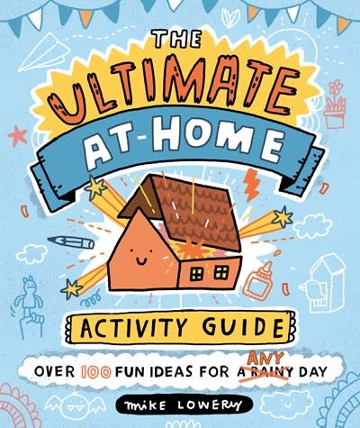 G.P. Putnam's Sons Books for Young Readers The Ultimate At-Home Activity Guide