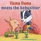Viking Books for Young Readers Llama Llama Meets the Babysitter