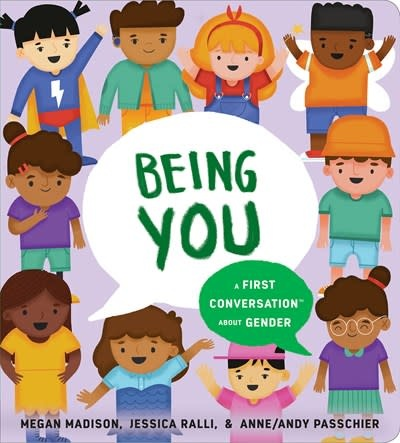 Rise x Penguin Workshop Being You: A First Conversation About Gender