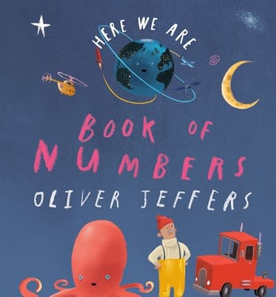 Philomel Books Here We Are: Book of Numbers