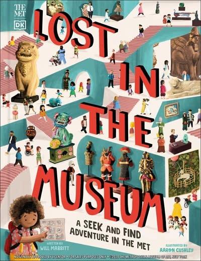 DK Children The Met Lost in the Museum