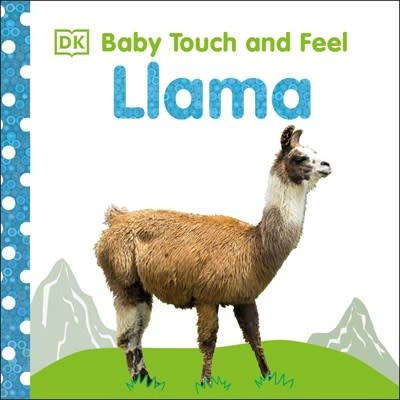 DK Children Baby Touch and Feel Llama