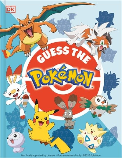 DK Children Guess The Pokemon