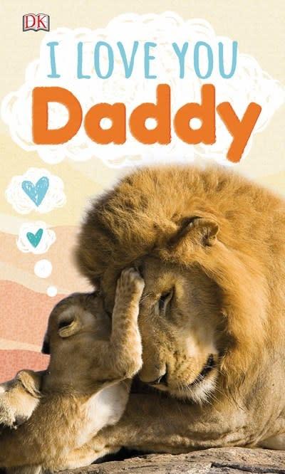 DK Children I Love You, Daddy