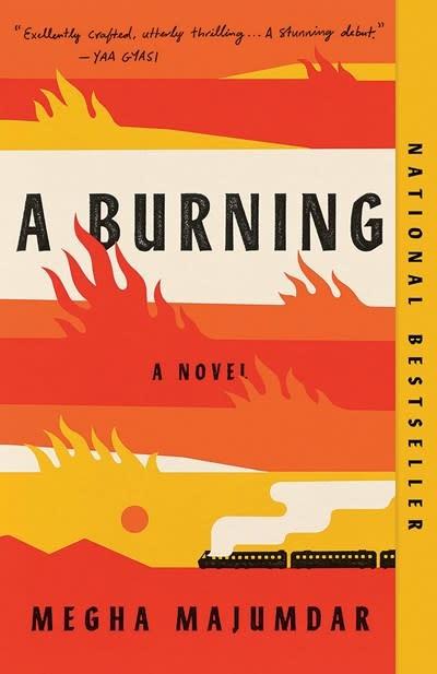Vintage A Burning