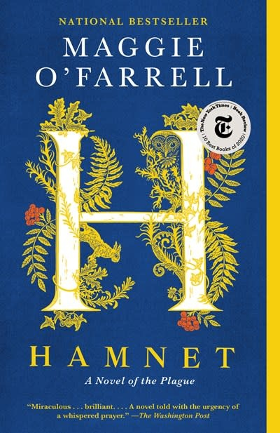 Vintage Hamnet: A novel of the Plague