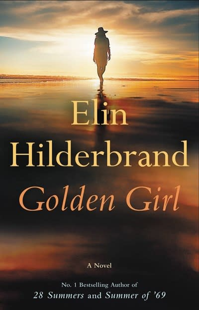 Little, Brown and Company Golden Girl: A novel