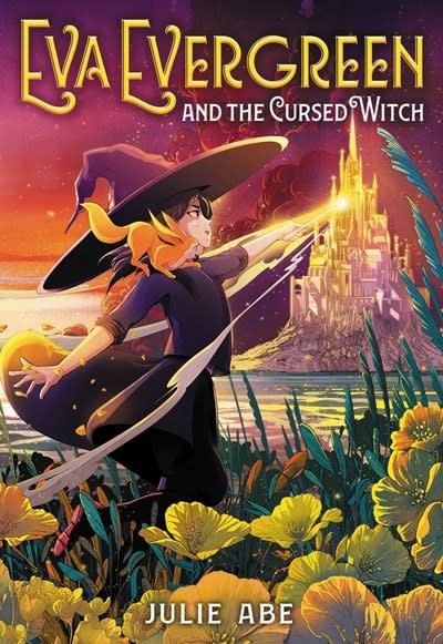 Little, Brown Books for Young Readers Eva Evergreen and the Cursed Witch