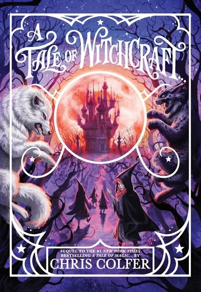 Little, Brown Books for Young Readers A Tale of Witchcraft...